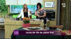 Aprenda a fazer petiscos gostosos com iscas de filé de peixe thai da chef Maria Gabriela Esteves. Siga a gente nas redes sociais! Twitter: @vocebonita Instagram: @vocebonitatv Facebook.com/vocebonitatv Site oficial: www.tvgazeta.com.br/vocebonita