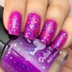 Purple Nurple Nails