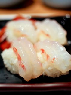Shirimp Nigirizushi Sushi - Japanese Food