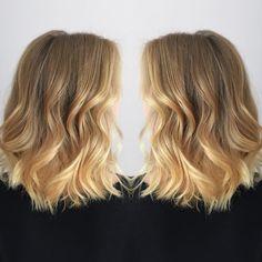"""#beauty #beautyful #balayage #beautyfulhairs #happy #haircare #haircuts #hairlove #haircuts #hairideas #haircolor #hairstyle #hairartist #hairoftheday…"""