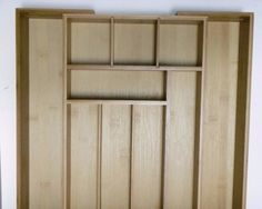 SEVILLE CLASSICS EXPANDABLE BAMBOO DRAWER ORGANIZER and 2 BOXES BMB17576 NEW…