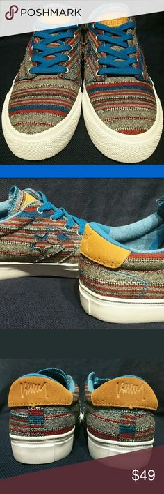 Converse Kenny Anderson KA3 Skateboard Shoe Woven New! Very Nice?Woven Material!?  Converse KA 3 OX with Lunarlon  MSRP: $75  Designed for Skateboarding. Great for any activity.  Brand new unworn, without box  Please ask me any questions you may have!! Converse Shoes Athletic Shoes