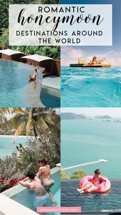 Best Places To Honeymoon, Romantic Honeymoon Destinations, Best Honeymoon Destinations, Honeymoon Planning, Best Places To Travel, Dream Vacations, Honeymoon Ideas, Romantic Travel, Maldives Honeymoon