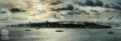 Istanbul, Turkey. The place I love :) and live
