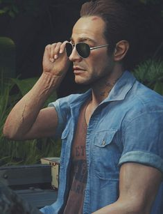 Sam, Uncharted: The Lost Legacy