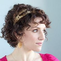 permanent hairstyles for short hair | While perming short hair opt for wavy pattern rather than creating ...