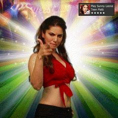 You are going down  #SunnyLeone #TPwithSunny