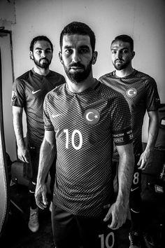 Arda Turan with Turkey National Team Euro 16