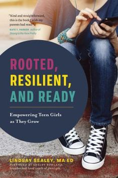 Today's teen girls face pressures such as an increase in mental health concerns, mounting demands to be both beautiful and successful, and addiction to social media and the approval of others, all of which can result in a damaging decline in personal satisfaction and self-esteem. The book guides parents through a 3-part approach to a happier, healthier teen and encourages them to nurture their teen's development and guide their teen girls even though they may often feel out of step with… Growing Strong, Family Roots, Bound Book, Programming For Kids, Keynote Speakers, Parenting Books, Strong Girls, Girl Face, Machine Learning