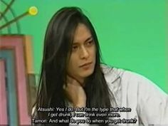 Atsushi Sakurai Interview 1994 (English subtitles)
