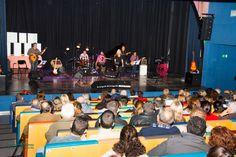 Exposición Serie BeatLuz en el Auditorio de Valleseco · 2015