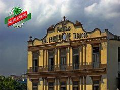CERVEZA PALMA CRISTAL TE HABLA DE UNA DE LAS FÁBRICAS MAS EMBLEMÁTICAS DE CUBA La real Fábrica de Tabacos Partagás, una de las fábricas de tabacos más famosas, fue fundada en 1845 por un español llamado Jaime Partagás. Hoy, unos 400 trabajadores se esfuerzan hasta 12 horas diarias enrollando cigarros aquí tan famosos como los Montecristos y Cohibas. Un lugar en dónde te enseñarán el arte de hacer puros. www.cervezasdecuba.com