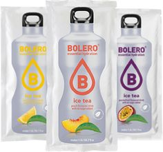 Bolero - essential hydration