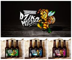 www.dzikapszczola.pl Polish Craft Mead:)