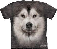 Alaskan Malamute Kids T-Shirt