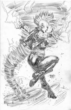 Storm by Ed Tadeo