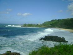 Waimea Bay Beach Park , This is considered the North Shore. In the winter, go see the pro surfers, otherwise, go enjoy a beautiful beach.