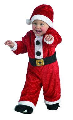 DisfracesMimo, disfraz de papa noel bebe 12 a 24 meses.Este completo disfraz de Papá Noel para bebés es ideal para disfrazar a los más pequeñitos de la casa en Santa Claus y disfrutar con ellos así de sus primeras Navidades, también perfecto para Festivales de la Guardería y Fiestas Temáticas.
