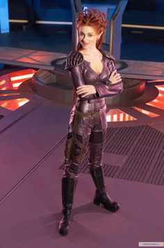 I love Trance Gemini from Andromeda! One of my favorite characters on the show!