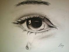 Un oeil triste