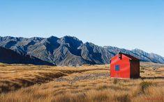Ball Hut Alone, Tasman Glacier Original Artwork, Original Paintings, Nz Art, Limited Edition Prints, White Art, Art Reproductions, Contemporary Artists, Fine Art Paper, New Zealand