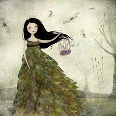L'Envol des Libellules by Anne-Julie Aubry.