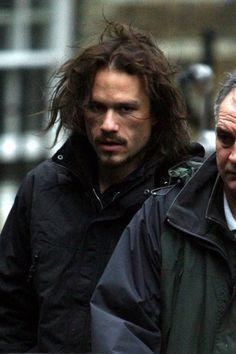 titlr:  The last photo of Heath Ledger