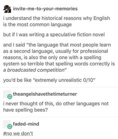 Funny pictures of the day. Here is our compilation of images that were funny enough to make me laugh out English Spelling, Spelling Words, Funny Text Posts, Funny Texts, Bad Puns, Fiction Novels, Write To Me, Twitter Quotes, Historical Fiction