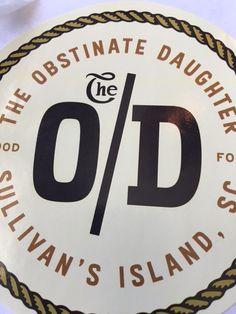 Obstinate Daughter, Sullivans Island