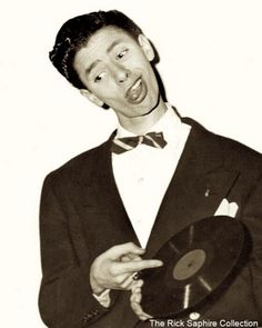 a young Jerry Lewis--a very, very, very young Jerry!!!