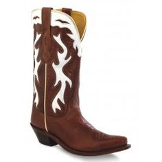 You are sure to stand out in this pair of two-tone classic cowgirl boots by Old West. Order your pair of Old West boots from Love Those Boots today. Old West Boots, Country Boots, Western Boots, Womens Cowgirl Boots, Cowgirl Outfits, Cowgirl Clothing, Baby Boots, Kids Boots, Rocky Boots
