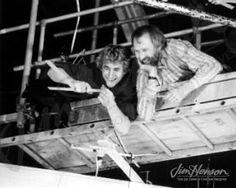 Brian and Jim Henson