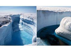 Ледяной каньон - Путешествуем вместе