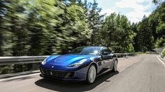 Check out the Ferrari GTC4 Lusso. #ferrari #supercar #dreamcar BASE PRICE: $300,000 DRIVETRAIN: Mid-front-mounted, naturally aspirated 6.3-liter V12, awd, 7-spd DCT OUTPUT: 680 hp at 8000 rpm, 514 lb ft at 5750 rpm (with 98 octane) CURB WEIGHT: 4233 lbs 0-60 MPH: 3.4 seconds (0-62) FUEL ECONOMY: 18.8 mpg combined   Read more: http://autoweek.com