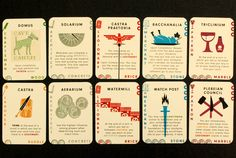 Glory to Rome Promo Cards | Image | BoardGameGeek