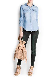 MANGO - NUEVO - Jeans