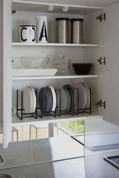 Küchen Design, House Design, Design Layouts, Design Ideas, Blog Design, Interior Design, Creative Design, Home Organisation, Apartment Kitchen Organization