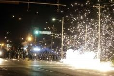 How Police In Ferguson Should Have Handled Crowd Control