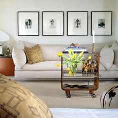 Artistic Options for Displaying Family Photos