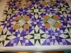 Bonnie Hunter Mystery Quilt 2017 - En Provence - Page 136