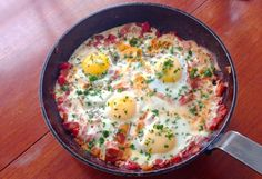 How to Make Classic Shakshuka in 35 Minutes