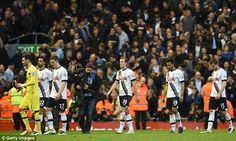 Tottenham Hotspur are still on the up in spite of dropped points at Anfield vows manager Mauricio Pochettino