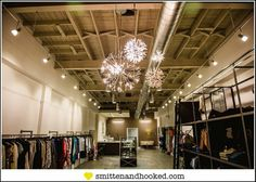 Denim House, Charlotte, NC, Interiors: Laura Hoover, Millwork: Fe26, Photography: smitten & hooked