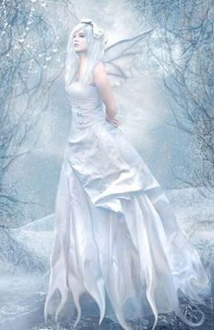 Pure White ღƸ̵̡Ӝ̵̨̄Ʒღ fairiesmythsandmagic ღƸ̵̡Ӝ̵̨̄Ʒღ