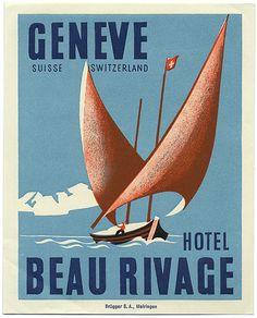 geneve Beau Rivage