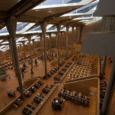 Library-of-Alexandria, Egypt    This would be an AMAZING place to visit