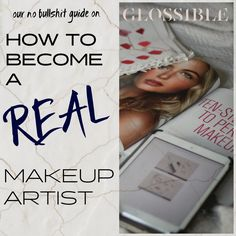 Looking for career advice on how to become a makeup artist? Don't know how to start? Well kitten, start here...let me and some pro makeup artists show you the way......