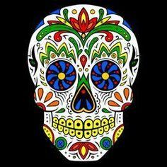 New Custom Dia de Los Muertos T-shirt
