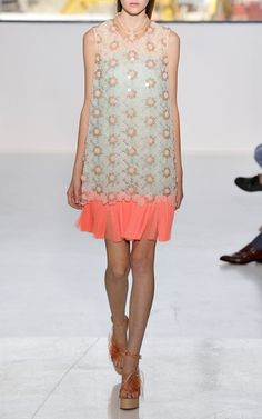 Delpozo Spring/Summer 2015 Trunkshow Look 28 on Moda Operandi