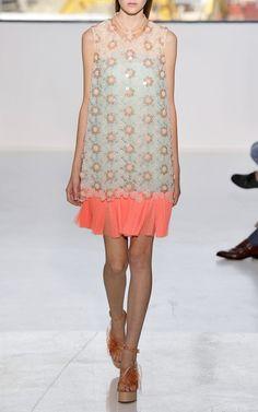 Delpozo Spring/Summer 2015 Trunkshow Look 28 on Moda Operandi
